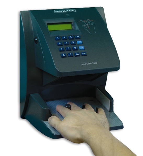 Blog - Pros and cons of the Biometric Handscanner - CaptureIT